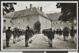 Militærkasernen i Gamlebyen i Fredrikstad