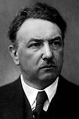Statsminister Peder Kolstad
