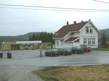 Agnalt skole 2005. Foto: Erling Bakken