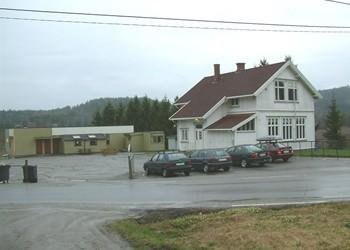 Agnalt skole i 2005. Foto: Erling Bakken