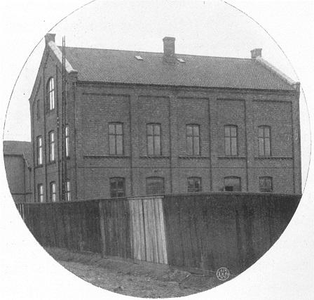 Borgvold skole 1910