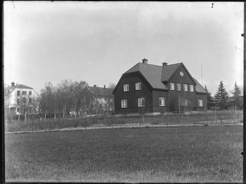 Eksteriør_Bestyrerbolig Kalnes _1932_ChristianLarsen