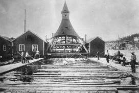 Furuholmen lense 1884.