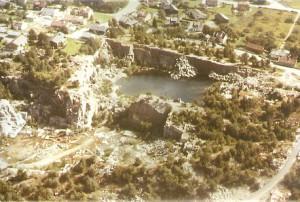 Høla på Greåker i 1980