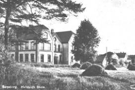 Hafslunds skole i 1925