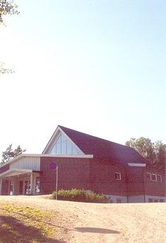 Hafslundsøy kirke i 2001. Foto: Erling Bakken