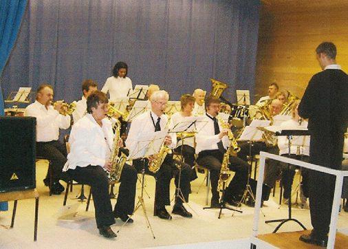 Harmoni spiller på Fredheim