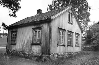 Husmannsplassen Netthus som lå like ved Haraldstad