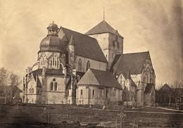 Nidarosdomen i 1857