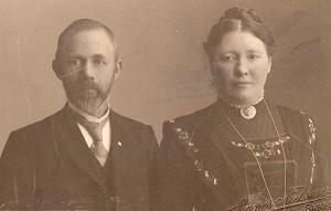 Ole Titterud og Julie Roedda