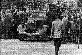 Frigjøringen i 1945