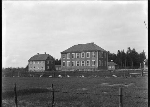 Sanne Grendeskole cirka 1925