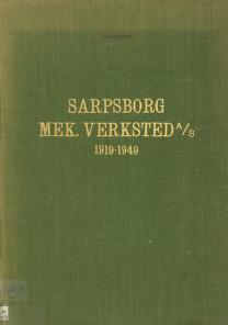 Sarpsborg : Glommen, 1933