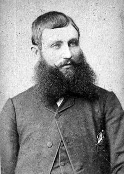 Karl Fredrik Larsen