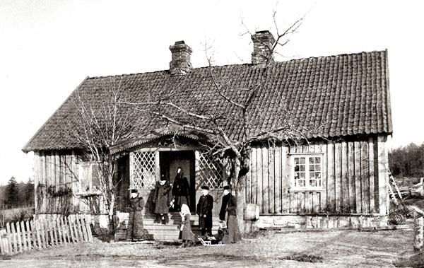 Solli Bruksskole ca 1903