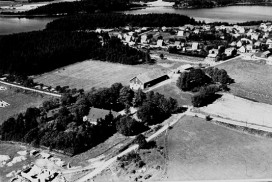Tune Prestegård 1951