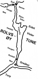 Skisse over Visterflo