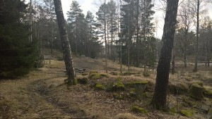 Husmannsplassen Vestre Skogen