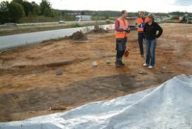 Arkeologiske utgravninger på Bjørnstadjordene