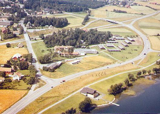 Flyfoto av Tingvoll