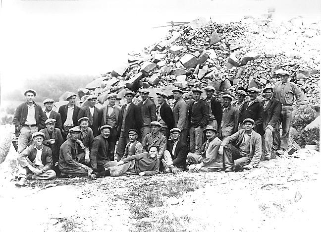 forsberg stenhoggeri 1934