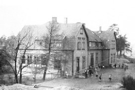 Hafslundsøy skole i 1930