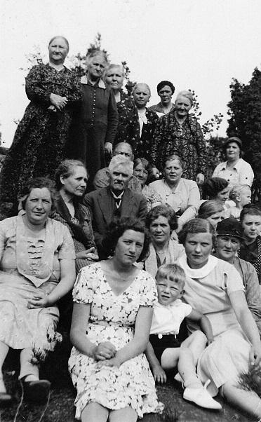 Hannestad sjømannsmisjon på tur 1935