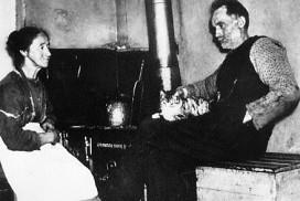 Mann og kone på en husmannsplass