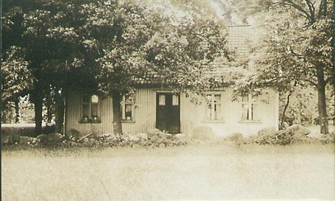 Jordmorstua i 1935