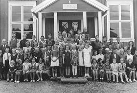 sanne skole 1940 skoleklasse navn i bygdeboka38cf